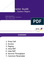 FDD Parameter Audit - 20131201