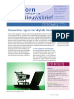 Nieuwsbrief Fiscaal 2015 Editie 1