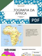 Cartografia Da África