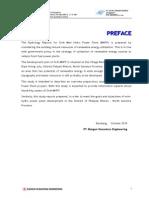Hydrology Report ORDI MHPP Rev 00