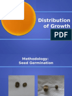 Bioreport Distribution of Growth2