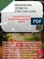 Present Perimeter Dan Luas