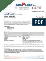 037 Fisa Tehnica ADEPLAST Aeria Amorsa