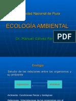 Curso de Ecología Ambiental