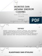 Diagnosis Dan Tatalaksana Sindrom Cushing