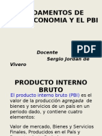 9. Fundamnetos Macroeconomicos y PBI