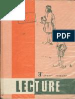 Lecture 3e Annee Primaire - Algérie