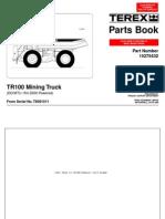 Terex Tr100 Part Book