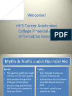 2014-2015 financial aid powerpoint