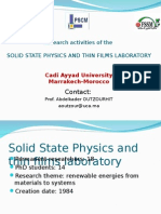 LPSCM Research