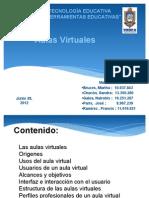 Estructura de Un AuLa VirTual.ppt