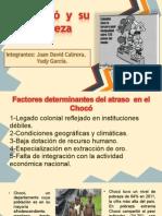 El Chocó y su pobreza