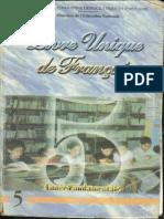 Livre Unique de Français 5af - Algérie