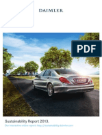 2458889 Daimler Sustainability Report 2013