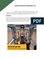 Condición de Trabajo de Una Moto Niveladora 16m (1)