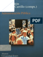 La Nueva Administracion Publica