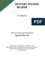 Esh Elementary Spanish Reader
