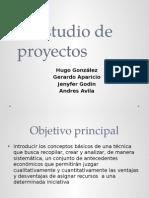 El Estudio de Proyectos