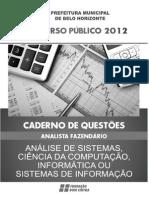 Analist a Fazenda Rio