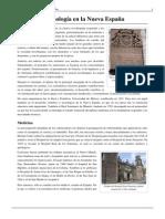 Ciencia y Tecnología en La Nueva España
