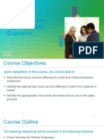 Partnering With Cisco for SMB Engineers