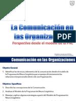 Comunicación y PNL