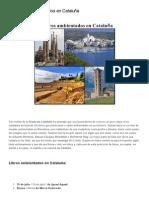 101 Libros Ambientados en Cataluña