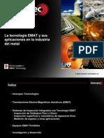 La Tecnologia Emat y Sus Aplicaciones en La Industria Del Metal