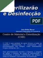 aula esterelização e desinfecção
