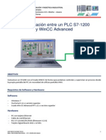 Comunicacic3b3n Profinet Entre s7 1200 y Scada Win Cc Runtime Advanced Para Pc