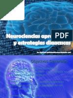Estrategias de Aprendizaje basadas en Neurociencias Cognitivas