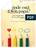 _Dónde Está Dios, Papá-Clemente Ga Novella