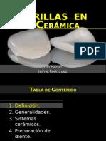 Expo Carillas en Ceramica