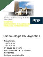 Fármacos Antidiabéticos
