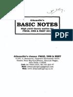 Basic Notes by Kamal Kv