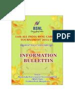 Carrom Info Bulletin Bsnl