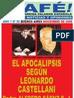 El Apokalipsis según castellani - P A Saenz