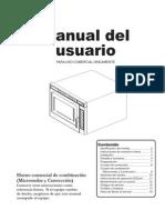 horno amana Manual MCE14