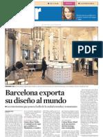 Barcelona Exporta Su Diseño Al Mundo - 14-02-15-Vgda