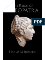 The Reign of Cleopatra - Stanley M. Burstein
