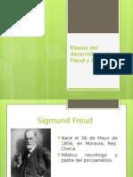 Etapas Del Desarrollo Según Freud y Erickson