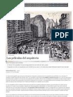 Las películas del arquitecto | Cultura | EL MUNDO