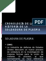 CRONOLOGÍA DE LA HISTORIA DE LA SOLDADURA DE.pptx