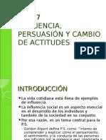 Psicología Social tema 7