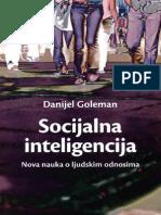 Danijel Goleman-Socijalna Inteligencija