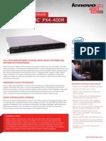 Lenovoemc Px4400r Data Sheet