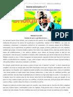 Boletin Nº 3 - Proyecto Shulgin en Espanol (Www.shulgin.es)