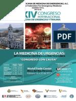 Cartel Urgencias 2013