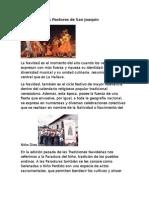 La Danza de Los Pastores de San Joaquín