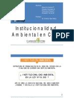Presentación Gestión Ambiental MA CC FF ET